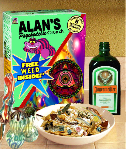 If You Say So >> Alan's Psychedelic Breakfast
